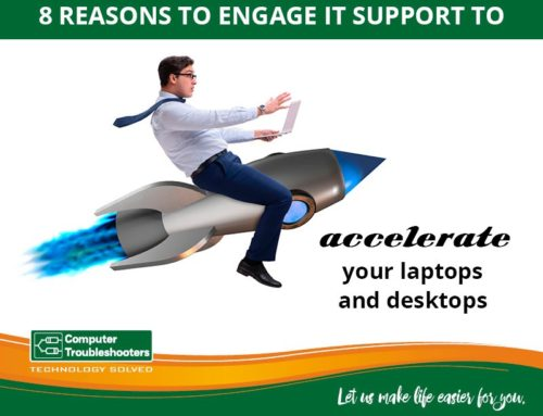 8 Reasons to Engage IT Support