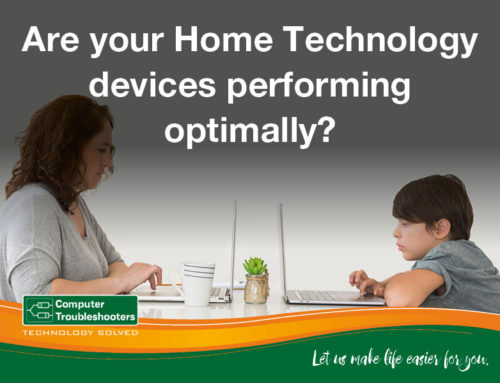Are your Home technology devices performing optimally